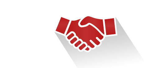 Serrage de main et partenariat - hand shake and partnership
