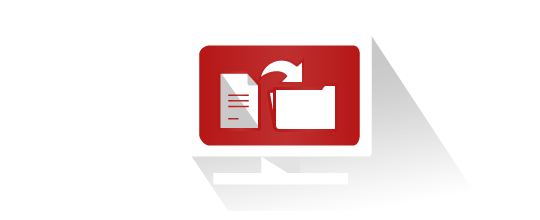 Document indexation for search icon