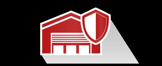 Entrepôts sécurisés - Secured warehouses